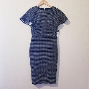 Ralph Lauren Polka Dot Dress